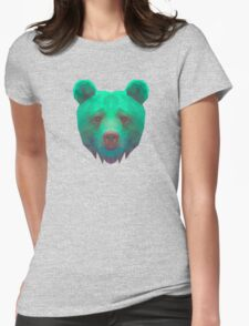 The Bear Necessities Womens Fitted T-Shirt