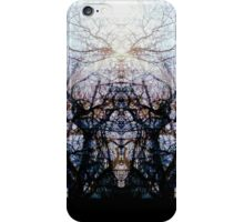 Stained Glass Woodlands iPhone Case/Skin