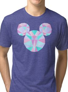 Crystal Mouse Tri-blend T-Shirt