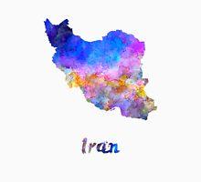 Iran in watercolor Unisex T-Shirt