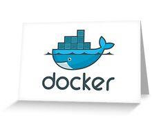 Docker Greeting Card