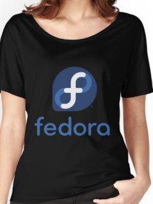 FEDORA Women's Relaxed Fit T-Shirt