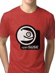 OpenSuse Tri-blend T-Shirt