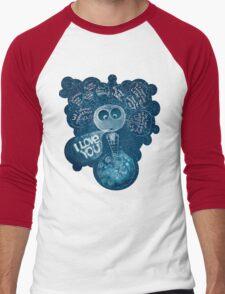 love You Men's Baseball ¾ T-Shirt