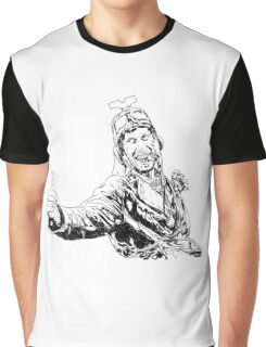 Gyro Captain Graphic T-Shirt
