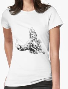Gyro Captain Womens Fitted T-Shirt