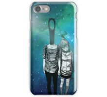 """Punpun and Aiko - Oyasumi Punpun"" iPhone Case/Skin"