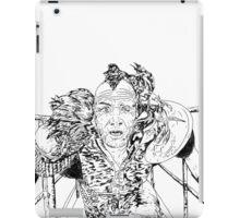 Wez iPad Case/Skin