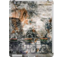 City-Art AMSTERDAM Bicycles  iPad Case/Skin
