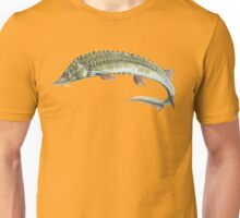 Sturgeon - Acipenser sturio Unisex T-Shirt
