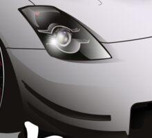 Nissan 350z Nismo  Sticker
