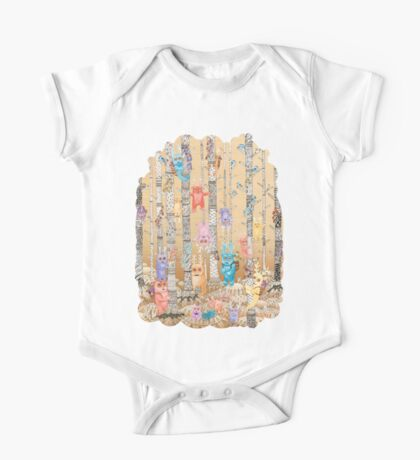 Bugaboo Forest One Piece - Short Sleeve