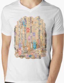 Bugaboo Forest Mens V-Neck T-Shirt