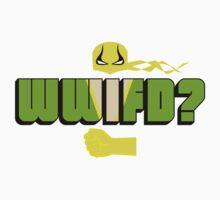 WWIFD? Baby Tee
