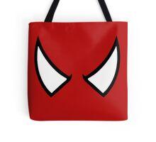 SPIDERMAN EYES - drawing Tote Bag