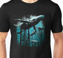 Whale Forest Unisex T-Shirt