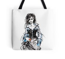 The return of Snow White Tote Bag