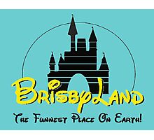 Brisby Land! Photographic Print