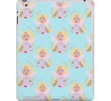 Cute Blonde Angel Pattern iPad Case/Skin