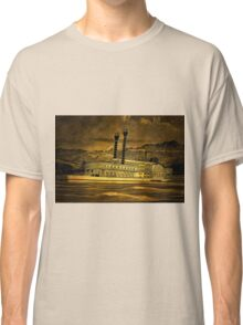 An old style digital painting of The Robert E Lee Classic T-Shirt