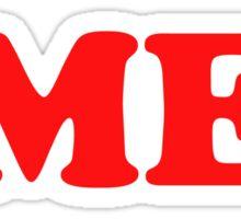 Pick Me Bob Sticker