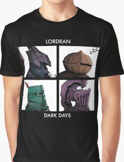 Bros of Lordran - Darksouls Graphic T-Shirt