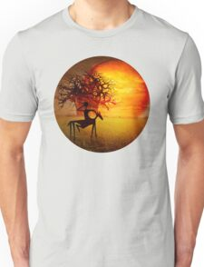 Visions of fire Unisex T-Shirt
