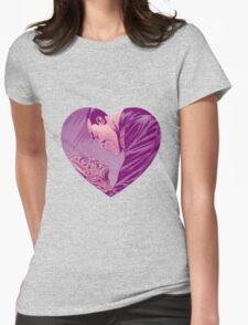 Negan & Alpha Womens Fitted T-Shirt