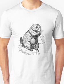 Prairie dog  Unisex T-Shirt