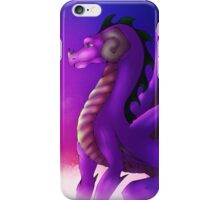 Grown up spike // MLPFiM DRAGON iPhone Case/Skin