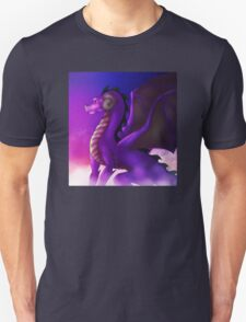 Grown up spike // MLPFiM DRAGON Unisex T-Shirt