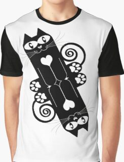 LOVECAT 2 Graphic T-Shirt