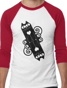 LOVECAT 2 Men's Baseball ¾ T-Shirt