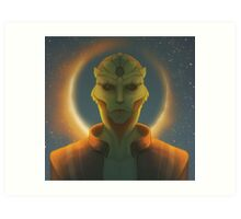 Thane Krios Art Print