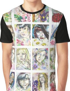 The Flower Girls Graphic T-Shirt