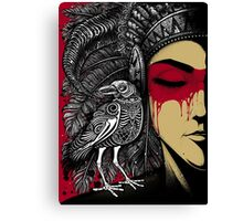 Winya No. 33 Canvas Print