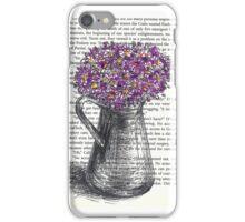 new vase iPhone Case/Skin