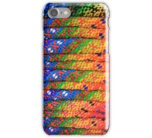 Colorful Knit Sweaters iPhone Case/Skin
