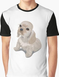 Cute little puppy Graphic T-Shirt