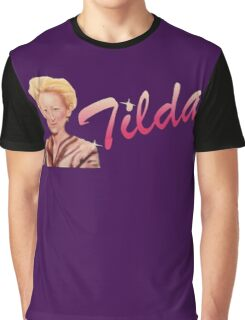 Tilda Swinton (Kimmy Schmidt) Graphic T-Shirt