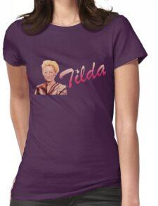 Tilda Swinton (Kimmy Schmidt) Womens Fitted T-Shirt