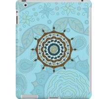 Mehndi Fantasy Copper iPad Case/Skin