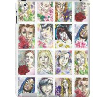 The Flower Girls iPad Case/Skin