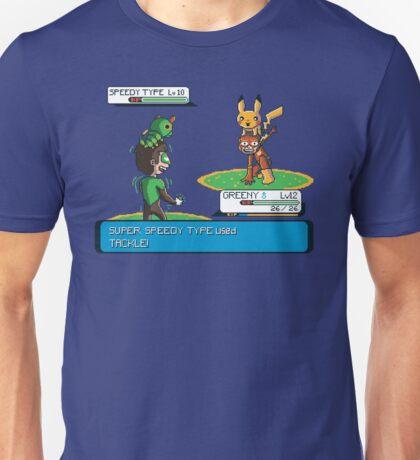 Super Speedy Type T-Shirt