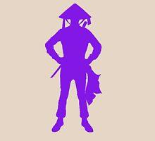 Purple Ninja Unisex T-Shirt