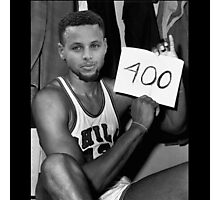 Curry 400 Photographic Print