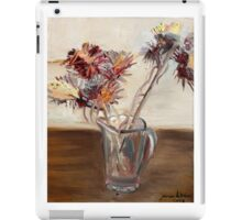 prickles oh vincent wow iPad Case/Skin