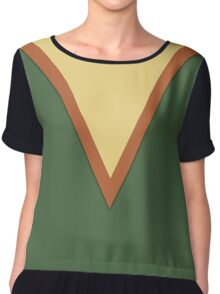 Screen Uniforms - Lost In Space - John Robinson - Style 2 Chiffon Top