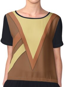 Screen Uniforms - Lost In Space - Don West - Style 1 Chiffon Top