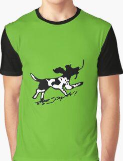 Happy Springer Graphic T-Shirt